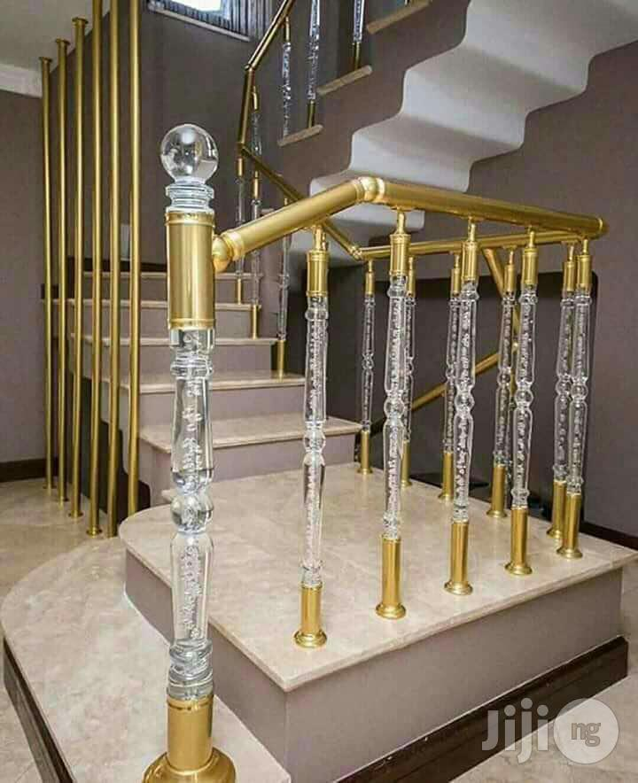 Railings (Staircase) | Building Materials for sale in Asokoro, Abuja (FCT) State, Nigeria