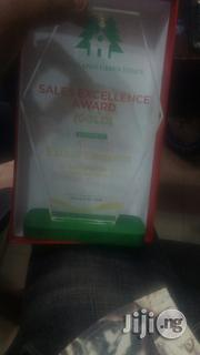 Acrylic Award With Printing At Jenesis Sports Centre   Arts & Crafts for sale in Lagos State, Surulere