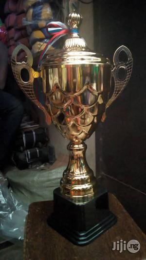 All Sizes Of Trophies Available At Favour Sports World | Arts & Crafts for sale in Rivers State, Port-Harcourt