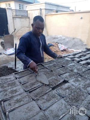 Vibrated Interlocking Stones | Building Materials for sale in Lagos State, Kosofe