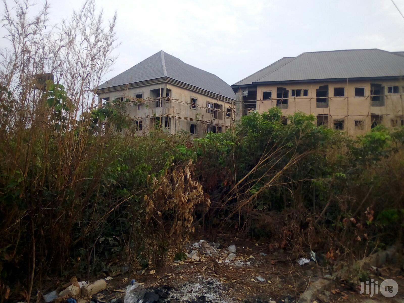 3 Plots of Land/At Prefab Extension in Owerri Are 4 Sale