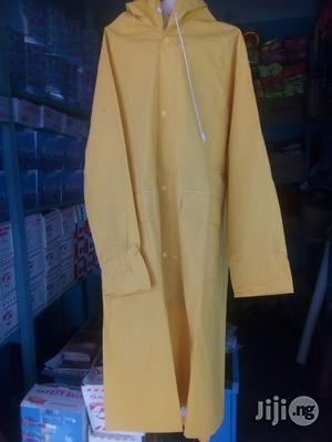 Raincoat Green, Blue Rainboot   Clothing for sale in Lagos State, Surulere