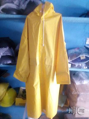 Safety Raincoat Rainboot .   Clothing for sale in Lagos State, Shomolu
