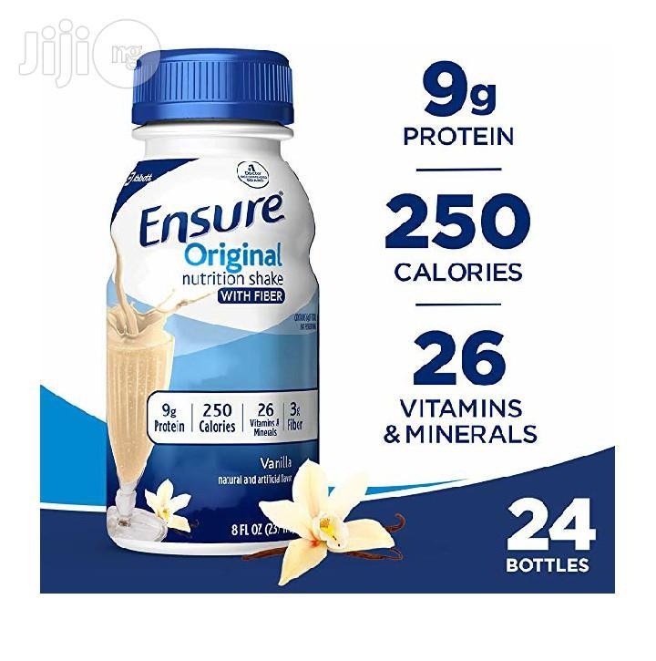 Ensure Original Nutrition Shake (24count)