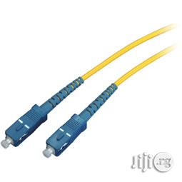 Fiber Patch Cord SM SC/Pc-sc/Pc Simplpex 1M