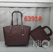 Victoria BECKHAM Women Leather Bag 2 in 1 Handbag | Bags for sale in Lagos State, Ikoyi