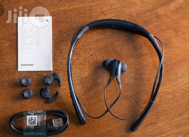 Original Stereo Headphone For Samsung Level U Sports Bluetooth Headset In Lagos State Headphones D Ivy Ivy Jiji Ng For Sale In Lagos Buy Headphones From D Ivy Ivy On