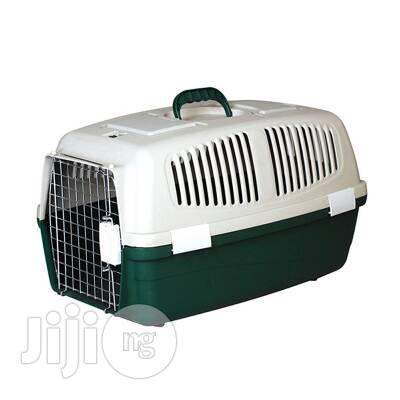 Archive: Plastic Dog Cage