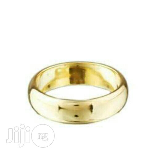 Juicy Gold Wedding Ring Set | Wedding Wear & Accessories for sale in Surulere, Lagos State, Nigeria