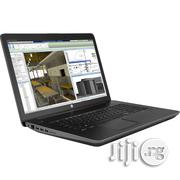 HP Zbook 17 G3 X1x64ut 6th Intel Core I7 1tb Hdd, 16gb Ram, 2gb Nvidia | Laptops & Computers for sale in Lagos State, Ikeja