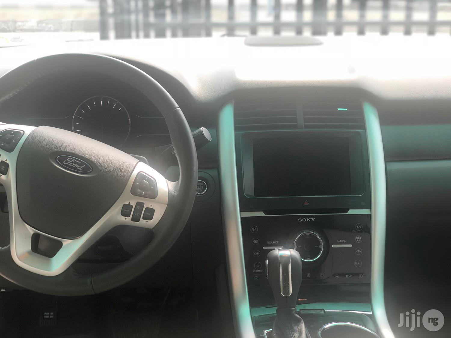 Ford Edge 2014 White | Cars for sale in Surulere, Lagos State, Nigeria