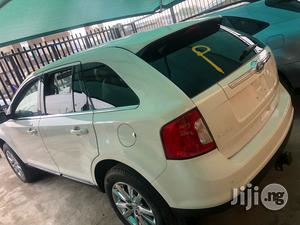 Ford Edge 2014 White   Cars for sale in Lagos State, Surulere