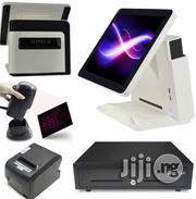 "15"" All In One Touch Screen POS System 