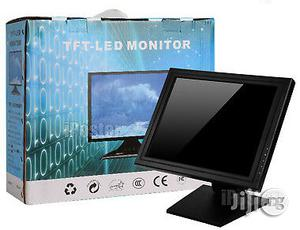 POS Touch Screen 15-inch POS TFT LCD Touchscreen Monitor   Store Equipment for sale in Lagos State, Ikeja