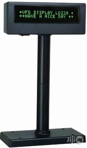 2 Line Customer Pole Display   Store Equipment for sale in Lagos State, Ikeja