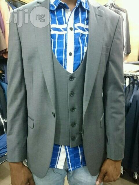 Archive: Turkish Brand Men's Wedding Suits, Classic 3pcs