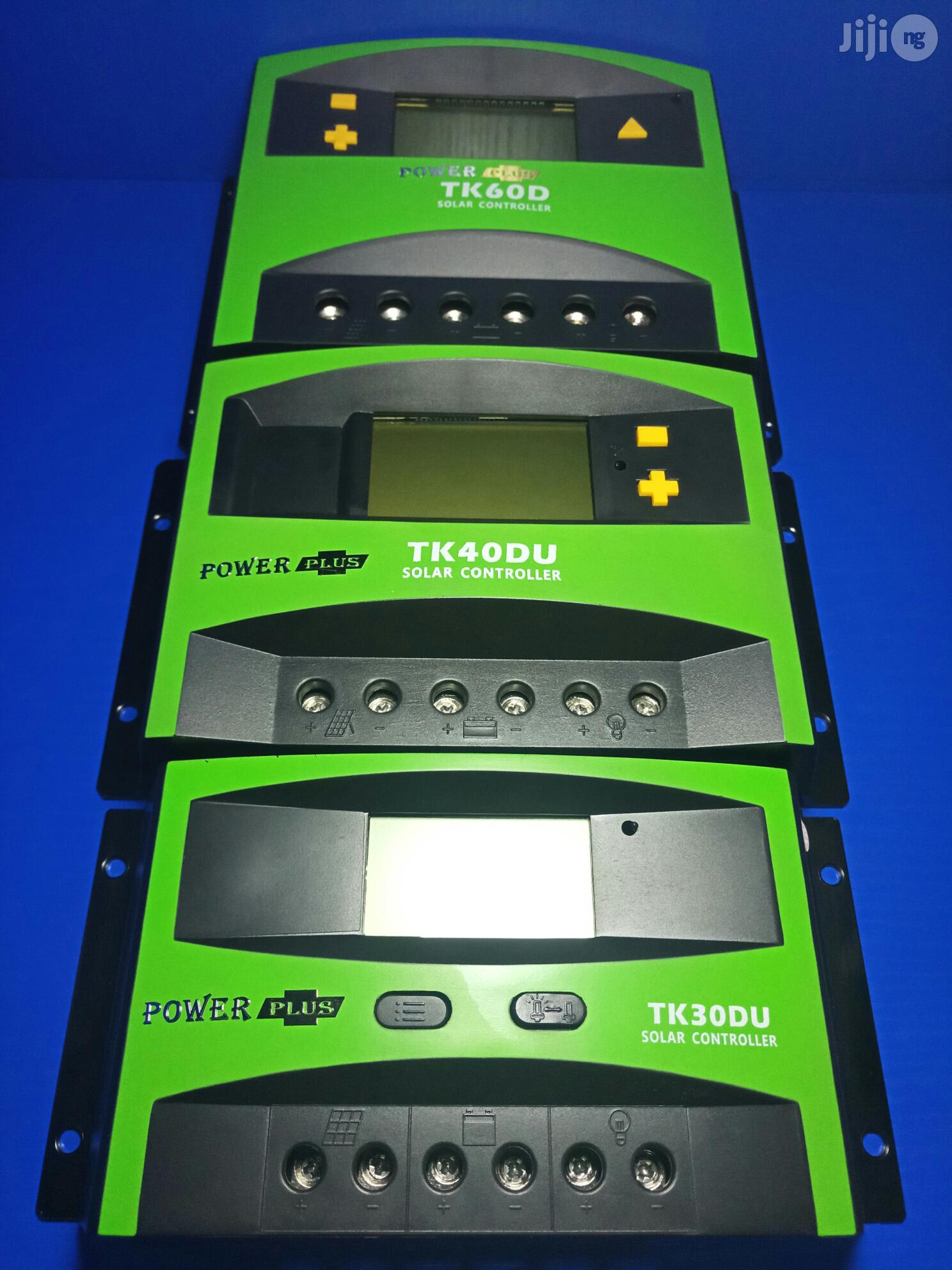 Powerplus 48v TK Charger Controller