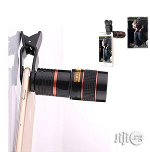 8X Telescope Camera For Phone   Accessories for Mobile Phones & Tablets for sale in Lagos State, Ikeja