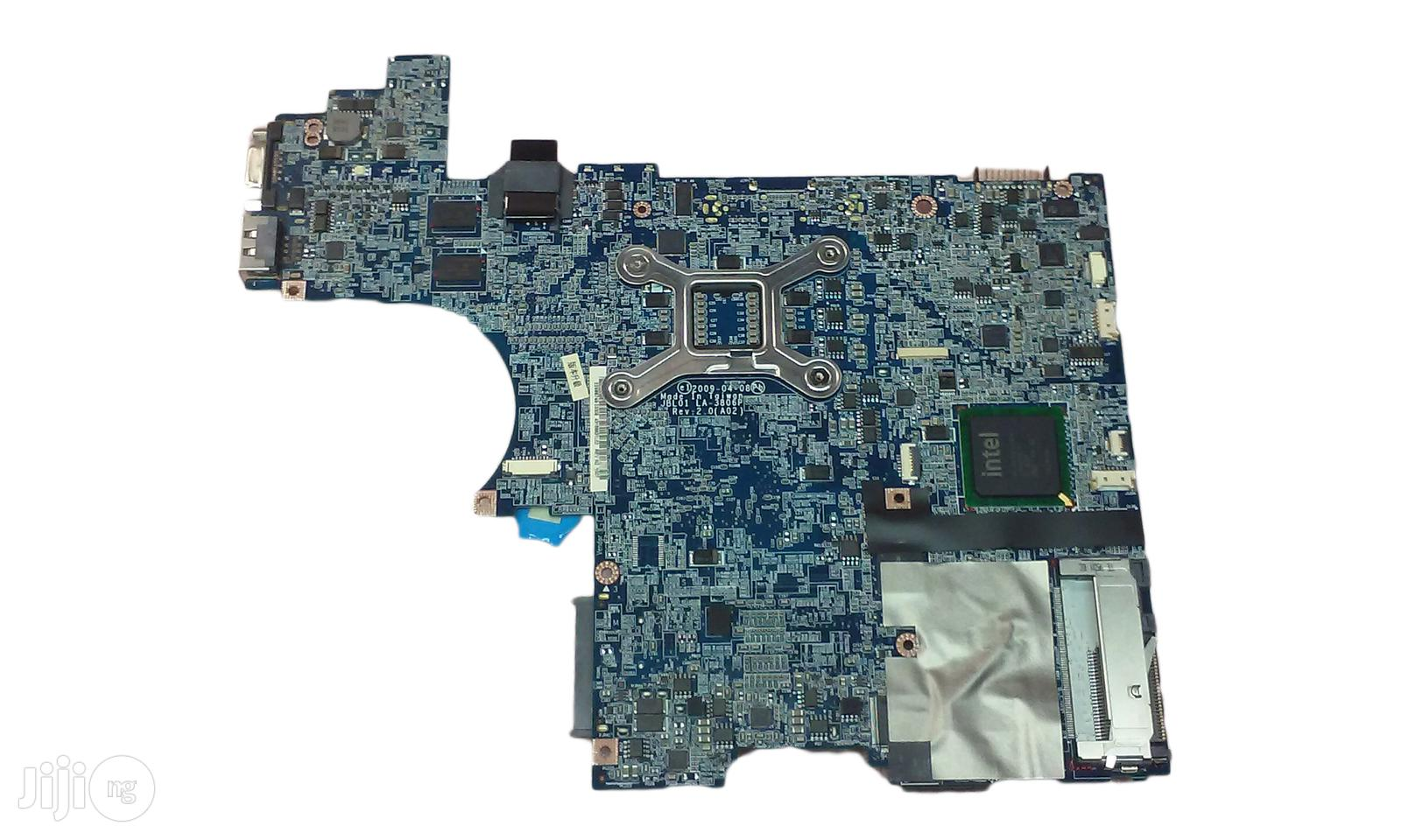 Dell Latitude E6400 Laptop Motherboard | Computer Hardware for sale in Port-Harcourt, Rivers State, Nigeria