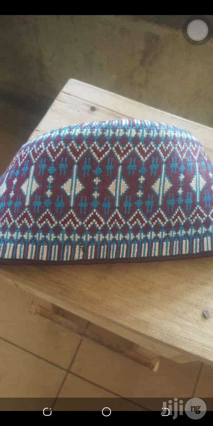 Hausa, Fulani Traditional Cap | Clothing Accessories for sale in Yaba, Lagos State, Nigeria