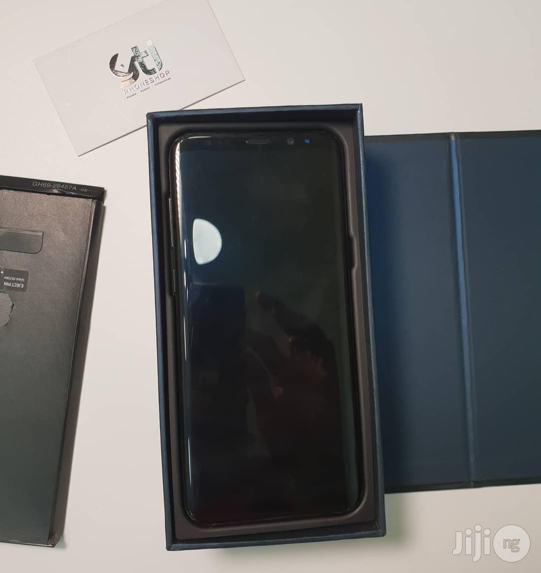 New Samsung Galaxy S8 Plus 128 GB Black