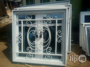 Embedded Burglary Proof Casement Windows With Nets | Windows for sale in Lagos State, Ikeja