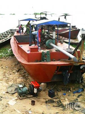 Mobile Dredgin Mechine | Watercraft & Boats for sale in Delta State, Oshimili South