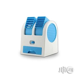 Generic Mini Fan Mini Fragrance USB Air Conditioning Fan - MULTI   Home Appliances for sale in Lagos State
