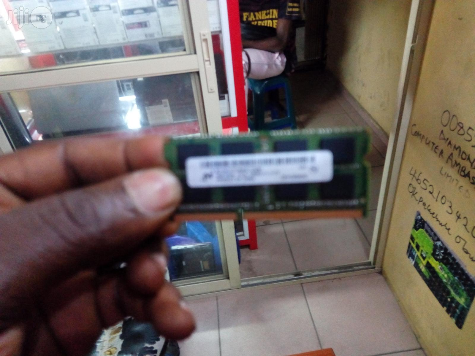 Original 4gb Ram | Computer Hardware for sale in Wuse 2, Abuja (FCT) State, Nigeria