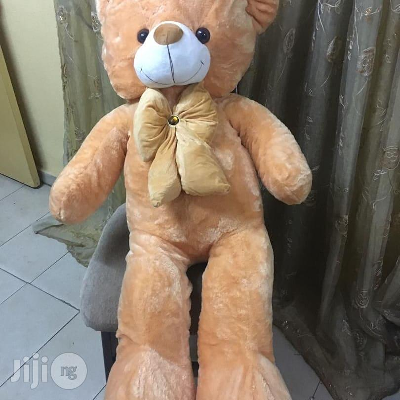 Giant Teddy Bear, 4ft Tall | Toys for sale in Ikeja, Lagos State, Nigeria