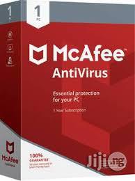Archive: MCAFEE ANTIVIRUS 3 User