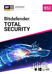BITDEFENDER TOTAL SECURITY 5 User 1yr | Software for sale in Lagos State, Ikeja