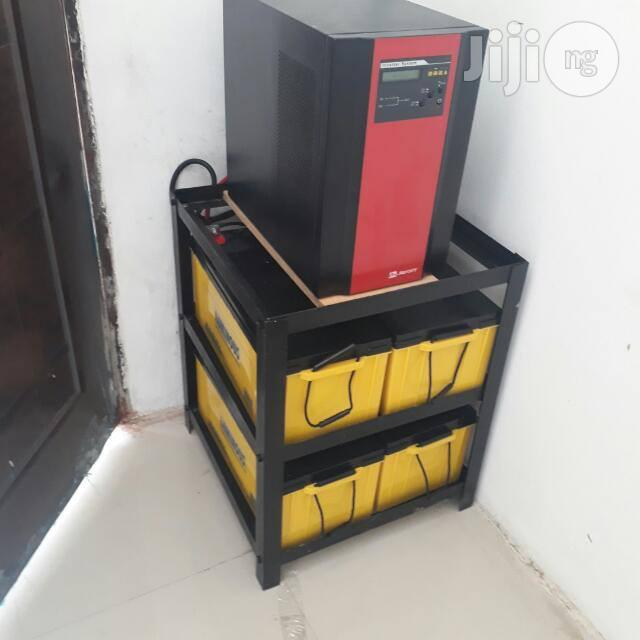 We Install Inverter And Solar System At Reasonable Cost