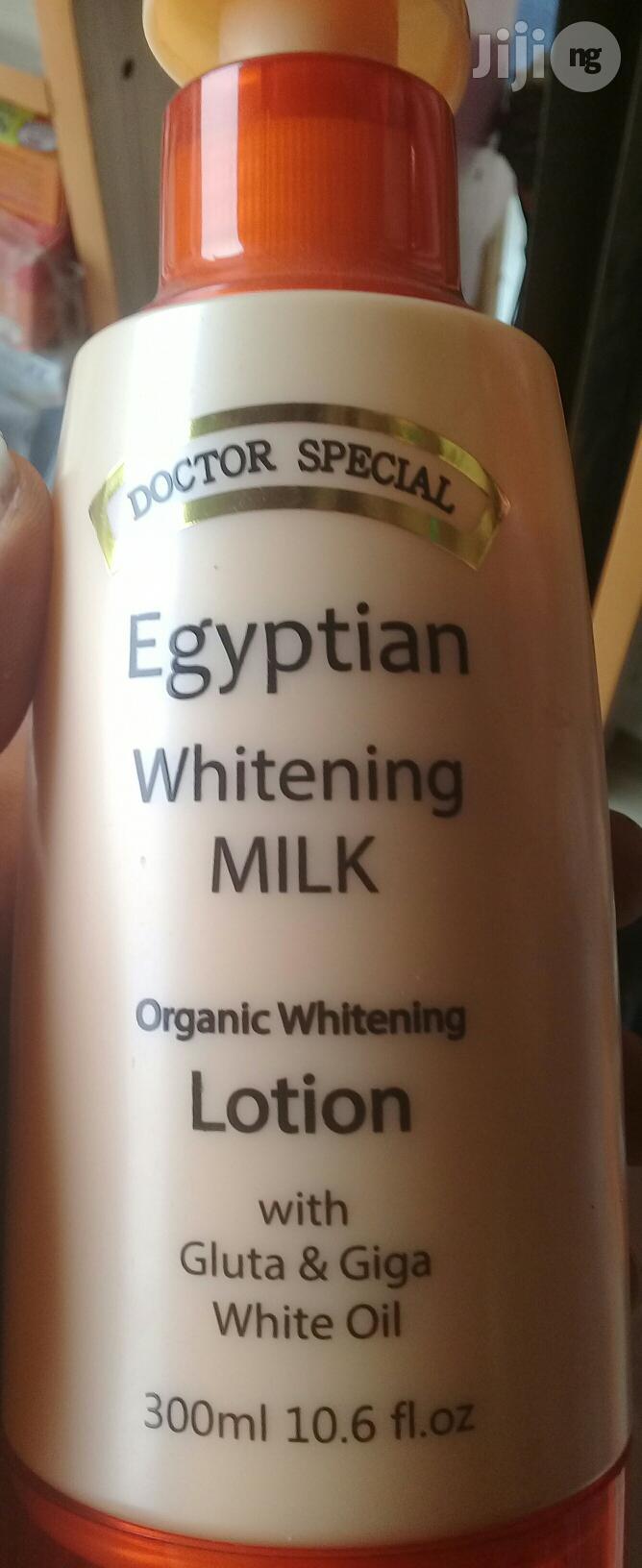 Egyptian Whitening Milk