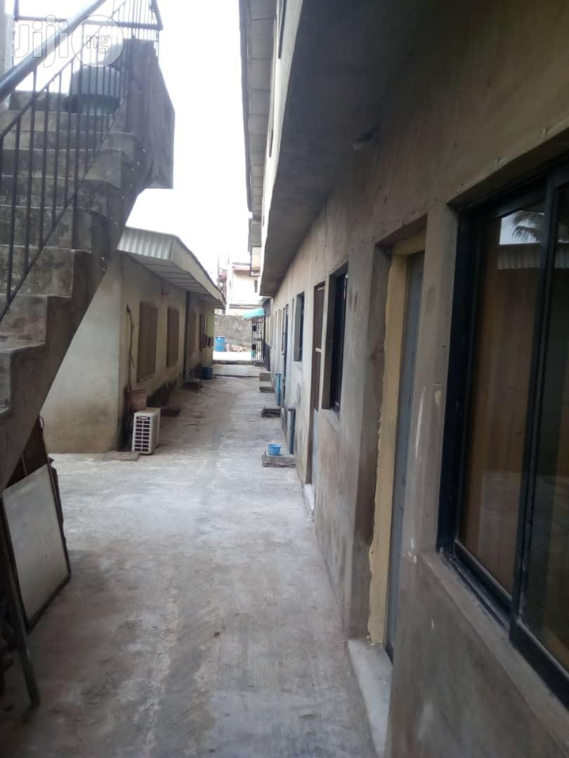 Clean Mini Flat to Let at Ojodu Grammar School | Houses & Apartments For Rent for sale in Ojodu, Lagos State, Nigeria