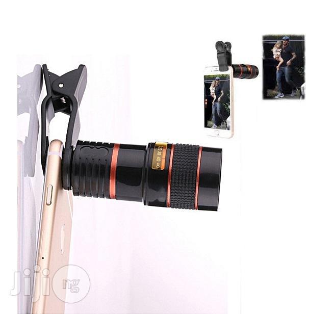 Phone Camera Telescope