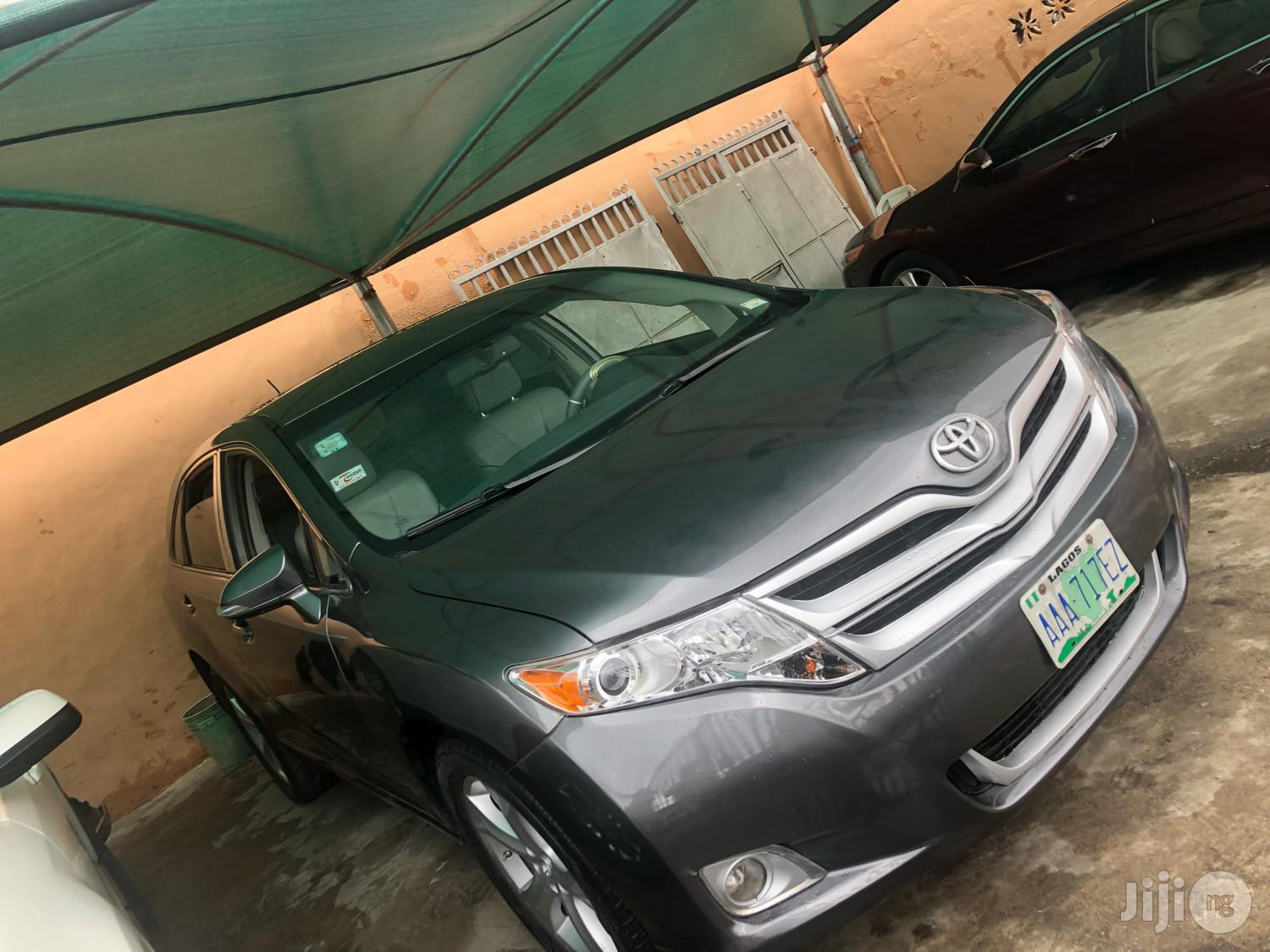 Toyota Venza 2011 Gray | Cars for sale in Surulere, Lagos State, Nigeria