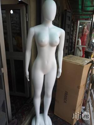 Pure White Faceless/Abstract Face Full Body Female Display Mannequin | Store Equipment for sale in Lagos State, Lagos Island (Eko)