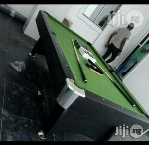 Snooker Board With Complete Accessories   Sports Equipment for sale in Lagos State, Alimosho
