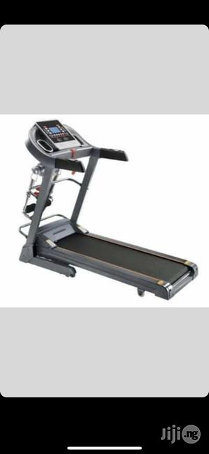 2.5hp Treadmill With Massager | Massagers for sale in Lagos State, Oshodi