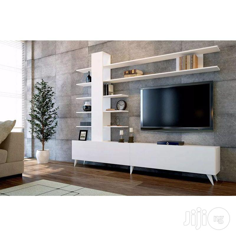Specialty 101 TV Stand Unit (Reference: Fx257)   Furniture for sale in Agege, Lagos State, Nigeria