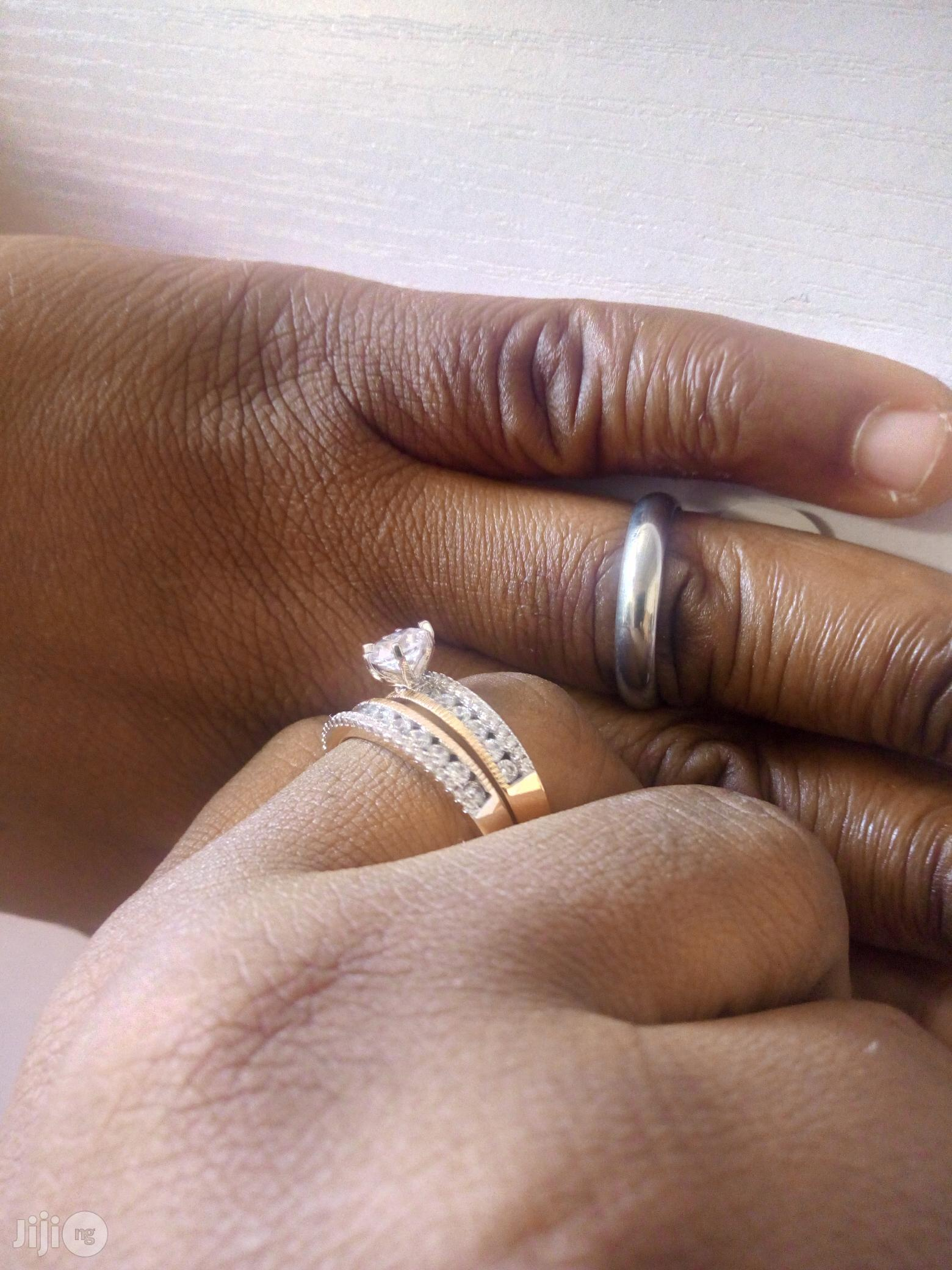 Archive: Wedding Ring Set