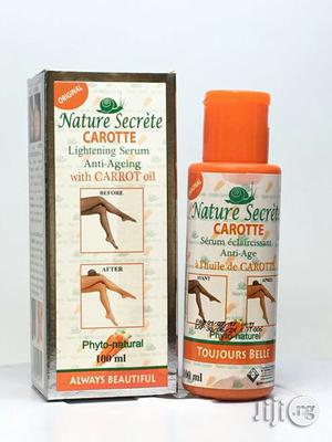 Nature Secret Carrot Oil   Skin Care for sale in Lagos State, Badagry
