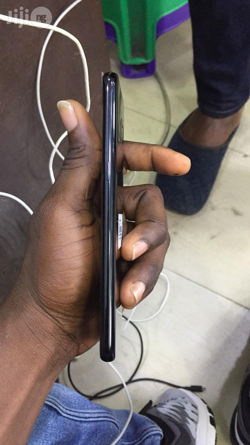 Samsung Galaxy S8 Edge Black 64GB | Mobile Phones for sale in Ikeja, Lagos State, Nigeria