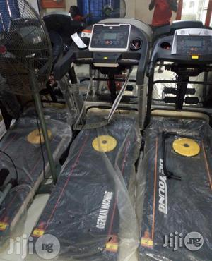 2.5hp German Treadmill With Massager | Massagers for sale in Lagos State, Surulere
