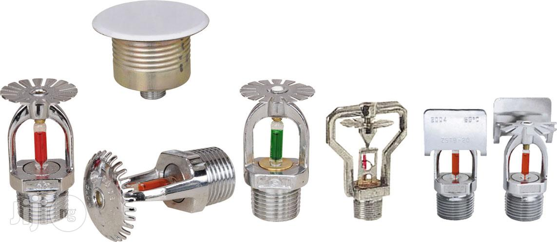 Water Sprinkler Available | Safety Equipment for sale in Garki 1, Abuja (FCT) State, Nigeria