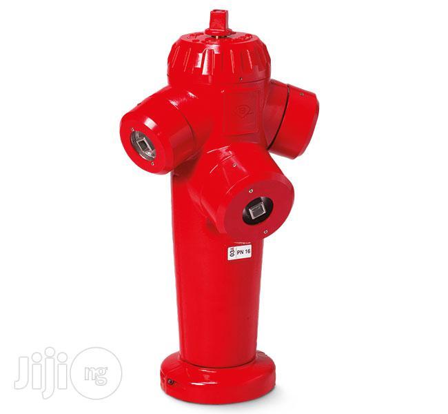 Fire Suppression (Hydrant)