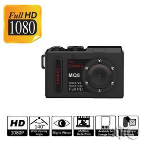 Full HD 1080P Secret Camera Infrared MQ8 | Photo & Video Cameras for sale in Lagos State, Ikeja