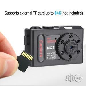 Mini Camcorder Camera MQ8 1080P | Photo & Video Cameras for sale in Lagos State, Ikeja