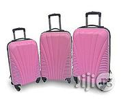 3 Sets Of Bumper Luggage Bag-pink | Bags for sale in Lagos State